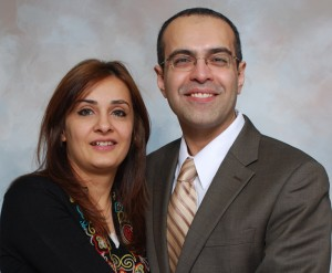 Drs. Haroon and Lubna A. Rashid